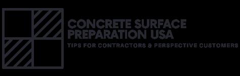 Concrete Surface Preparation USA